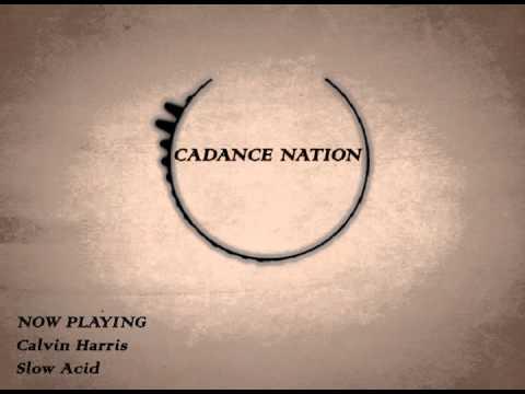 Calvin Harris-Slow Acid