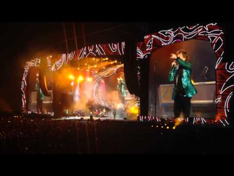 Start Me Up- The Rolling Stones Atlanta 6/9/15