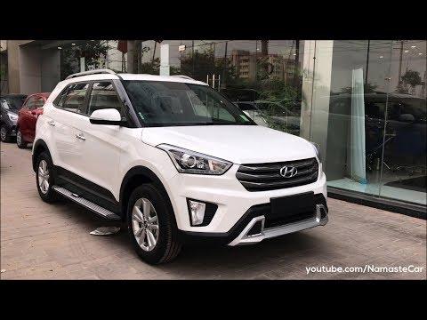 Hyundai Creta ix25 2018 Real life review