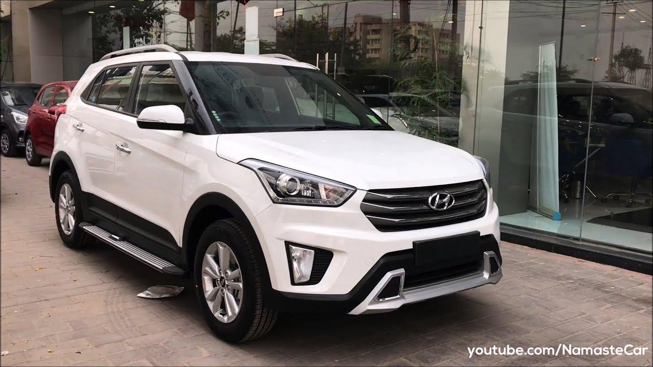 Hyundai Creta Ix25 2018 Real Life Review Youtube