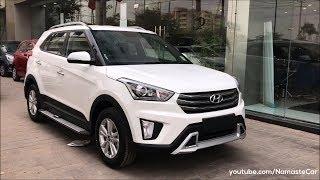 Hyundai Creta ix25 2018 | Real-life review