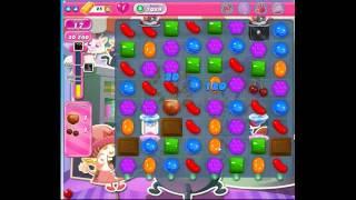 Candy Crush Saga Level 1089 No Boosters