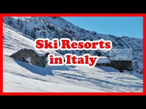 5 Top-Rated Ski Resorts in Italy | Europe Ski Resort Guide