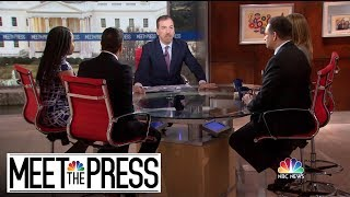 Full Panel: Is The Green New Deal A Pragmatic Plan Or Rising Socialism? | Meet The Press | NBC News