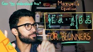 LET THERE BE... Voltage? | Maxwell's Equation #2 Explained for Beginners