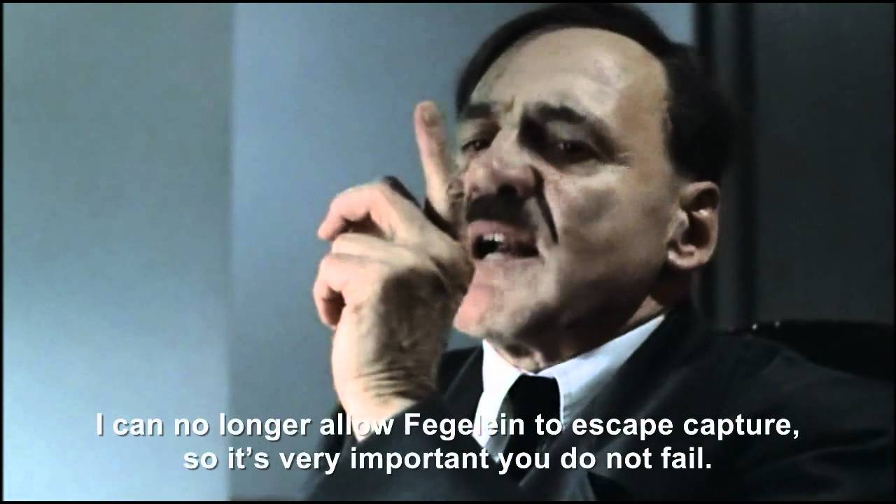 Hitler orders Keitel to find Fegelein