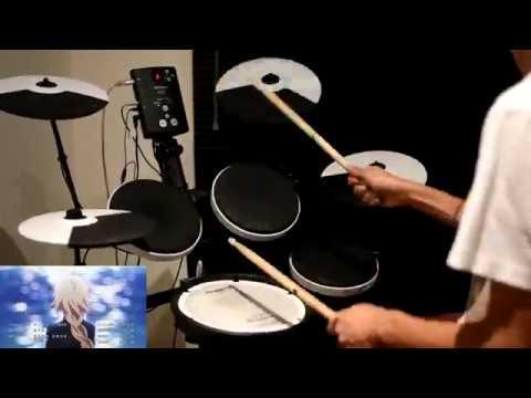 Fate/Apocrypha ED -【Désir】by GARNiDELiA - Drum Cover