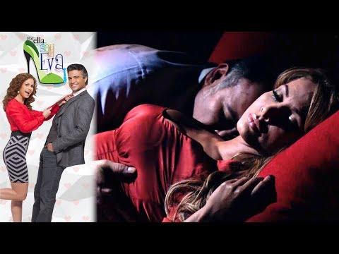 Mimí se hace pasar por Eva para complacer a Adriano  Por Ella Soy Eva - Televisa