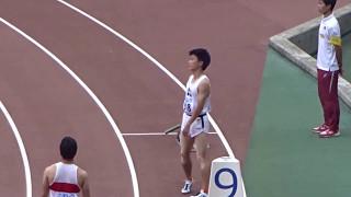 第94回関西学生陸上競技対校選手権大会 男子1部4×100m