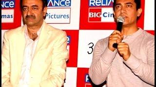 Rajkumar Hirani calls Aamir Khan an Over Actor