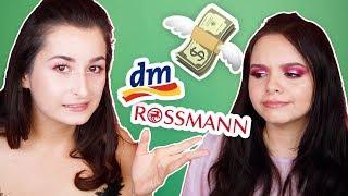 DM vs ROSSMANN - wo kauft man GÜNSTIGER ein?! 🤔💸
