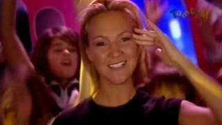 Kate Ryan - All For You (Live at Kids Top 20 11-02-2007)