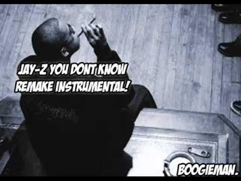 Jay-Z - U Don't Know Remake Instrumental [Produced By Boogieman]