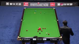Ronnie o'sullivan 14th MAXIMUM  |China Open 2018|