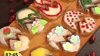 'Правила сніданку': рецепт хрусткого домашнього печива