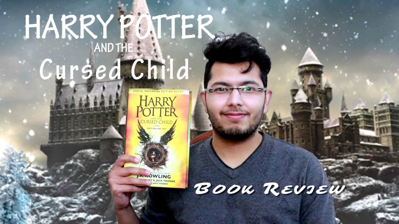 harry potter and the cursed child book pdf