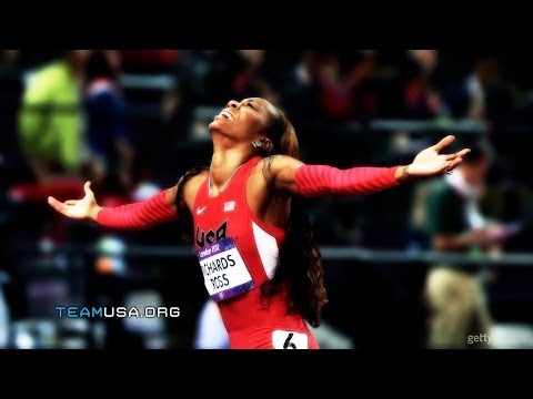Sanya Richards Ross   Great Moments In Team USA History