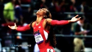 Sanya Richards Ross | Great Moments In Team USA History