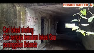 Vlog shot lagu GEMANTUNGE ROSO 2 - Penuh misteri nggak sengaja temukan Goa jaman mboh wes