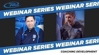 Coaching Education Webinars: Alex Twitchen About Coach Development, Mentoring & Engagement