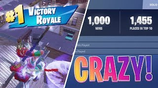 INSANE SHOCKWAVE PLAYS! TIM GETS HIS 1000TH WIN! (Fortnite EPIC & SAVAGE Moments)