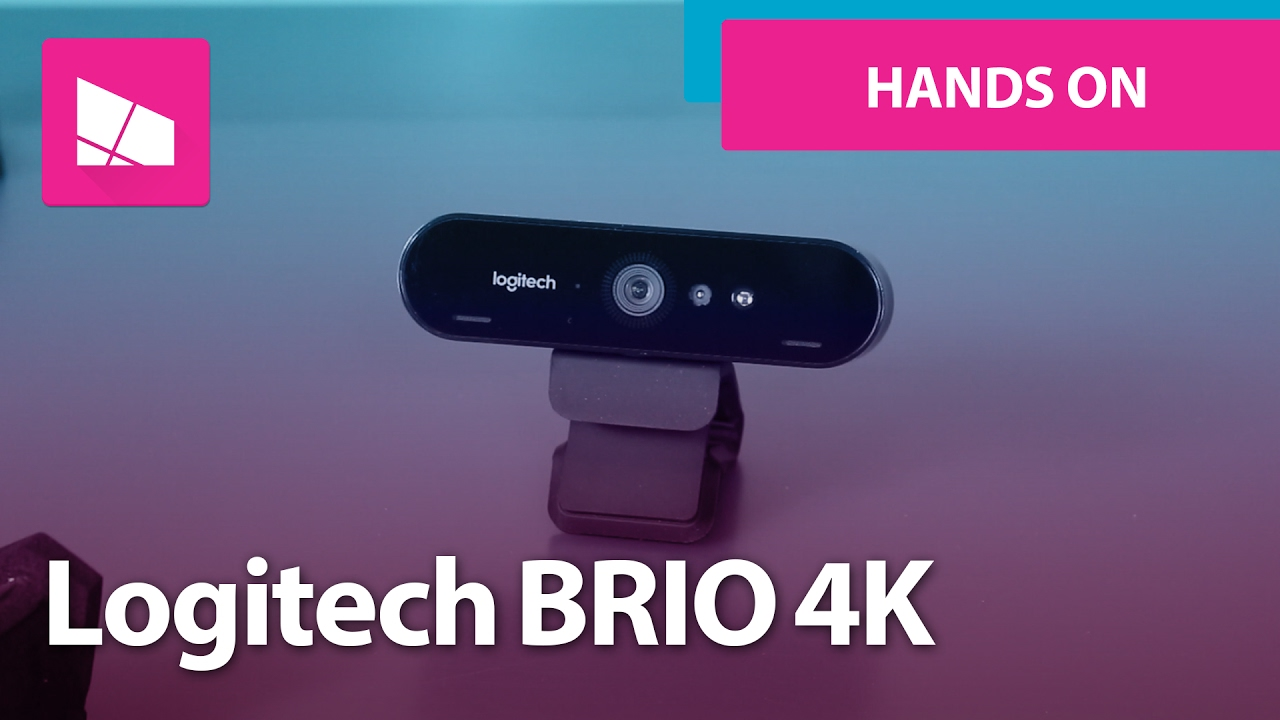 57993997501 Logitech BRIO 4K webcam review: A pricey package of glorious overkill    Windows Central