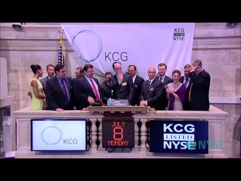 KCG Holdings Marks Completion of Knight Capital Group and GETCO Merger and New Corporate Identity
