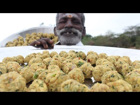 CHICKEN BALL / Cola Urundai / Chicken Meat Ball / Daddy ARUMUGAM