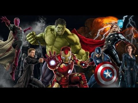 Download Avengers 2: Age of Ultron (2015)