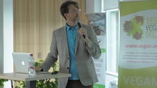Täistaimse toitumise tervisemõjud. Dr David Stenholtz.