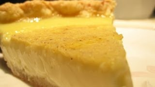 How to Make a Custard Pie