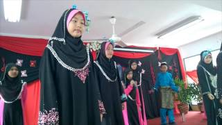 Nasyid Salam Perpisahan SK Sitiawan