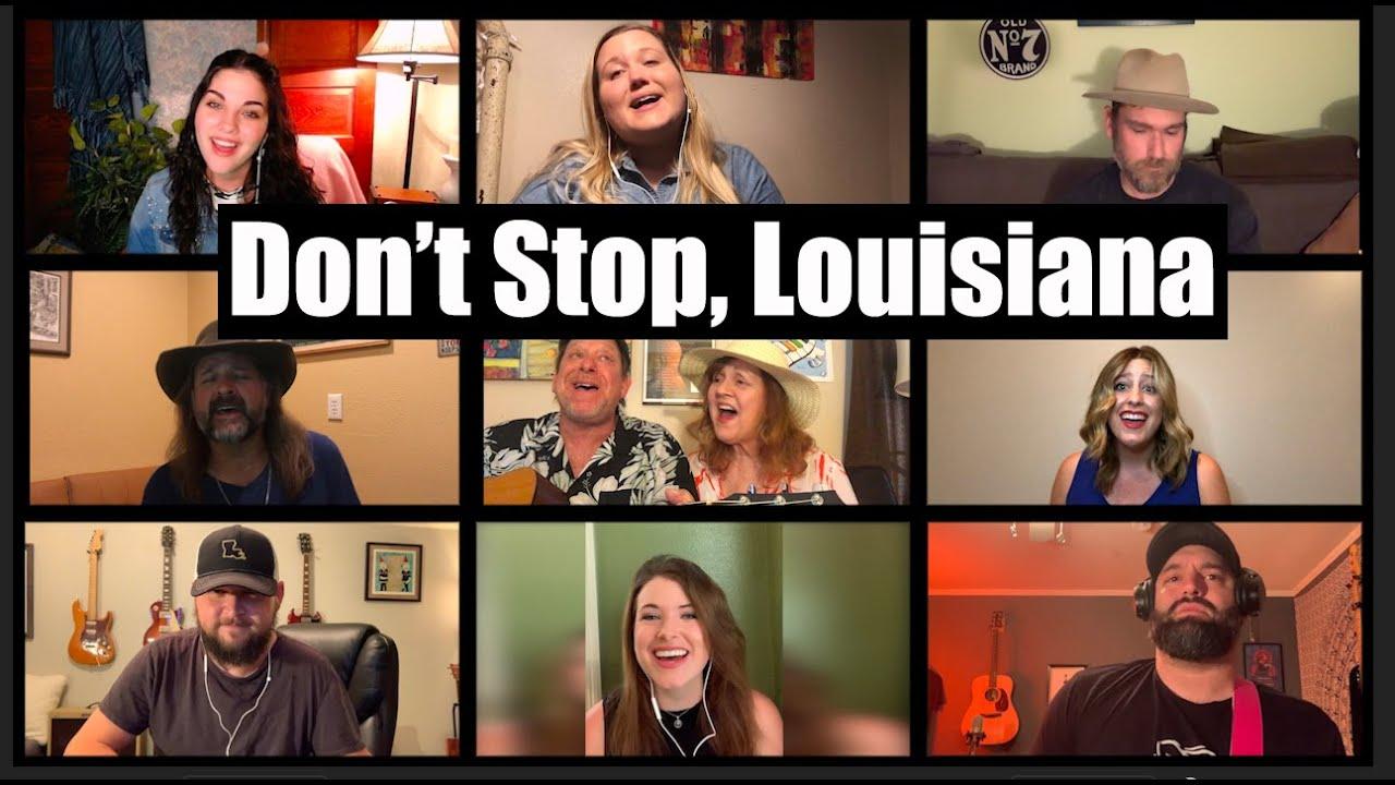 Don't Stop, Louisiana