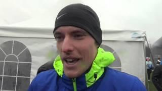 Koen Naert na 3e plaats Mastboscross 2016