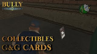Bully: Scholarship Edition - G&G Cards (Collectibles) (PC)