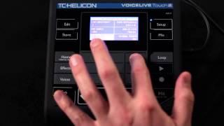 Дотик 2 Відео інструкція - голова 3н - настройка - система