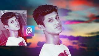 PicsArt Photo Effect Tutorial Manipulation color full backraund Imags