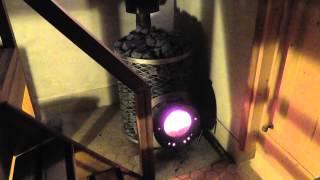 Wood Stove Sauna