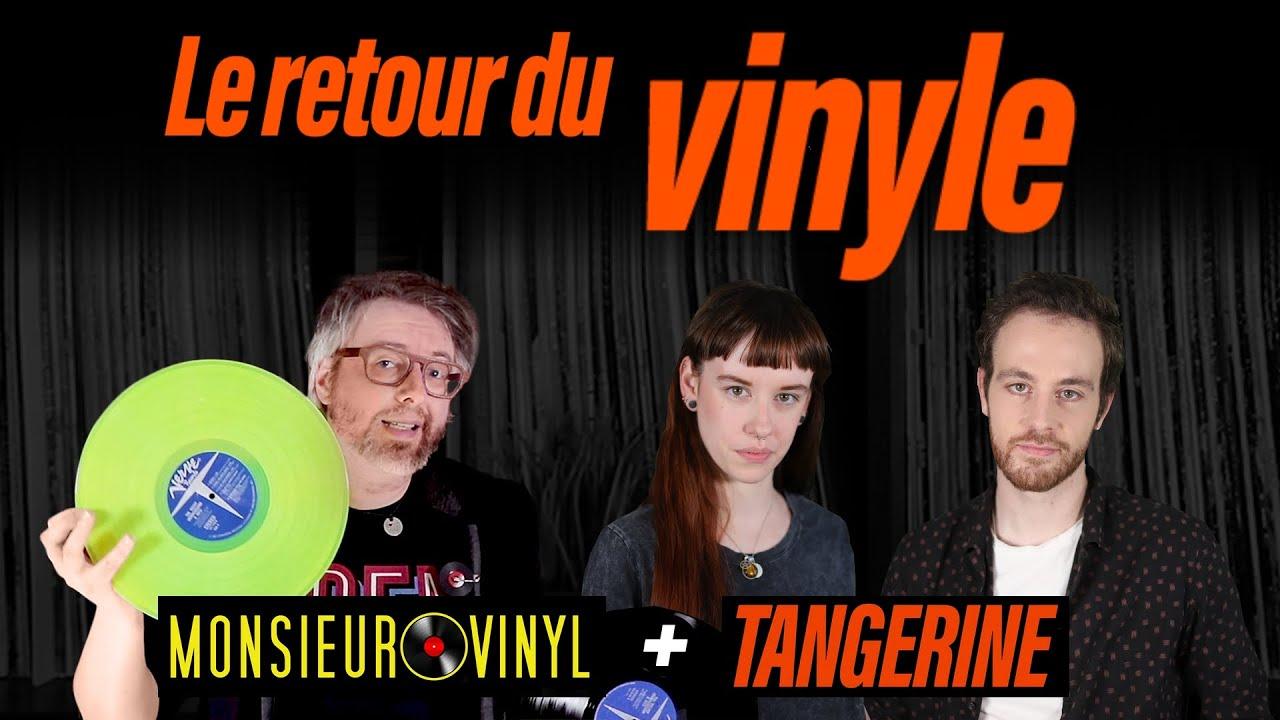 Comment le streaming a relancé le vinyle | TANGERINE & Monsieur Vinyl
