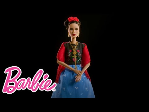 Barbie Inspiring Women Series: Frida   Barbie