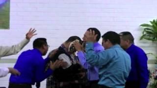 Campaña de Jovenes- Iglesia de Cristo Camino a la Vida Eterna