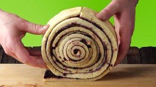 この巻かれたケーキはまるで協奏曲のような味わい! thumbnail