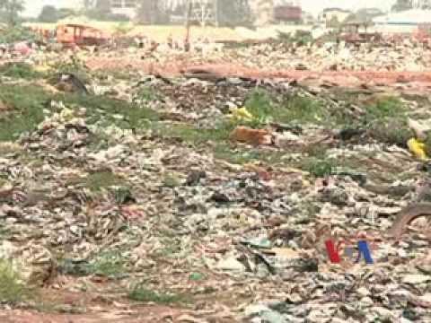 Africa Waste Management System