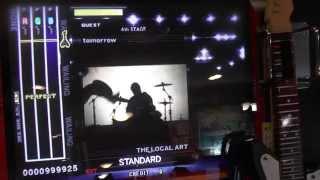 『GuitarFreaks V8』 tomorrow(THE LOCAL ART) (EXTREME GUITAR) ギ...