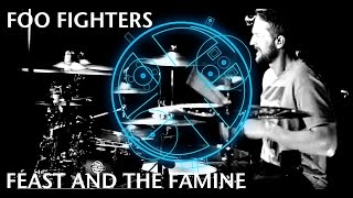Foo Fighters - The Feast and the Famine - Johnkew Drums