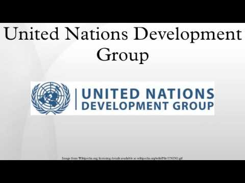 United Nations Development Group