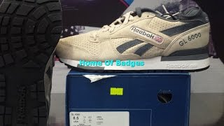 quality design dbaae d1bc2 20150503 Reebok Classics 2015 Q1 Men Women GL6000 Fashion Sneakers M42933