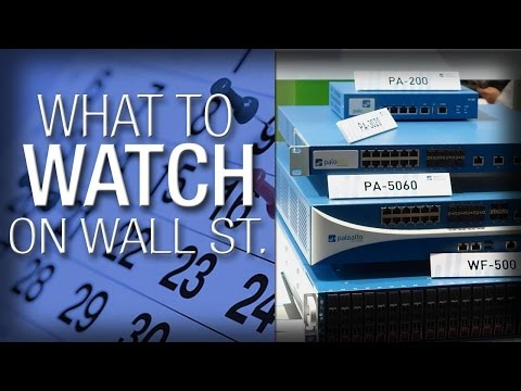 What to Watch in the Week Ahead: Security Firm Reports Quarterly Earnings