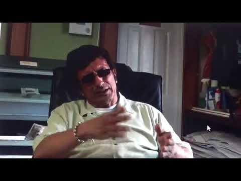 Process of Interviewing Ramsey Muniz Part 1   R  Garza
