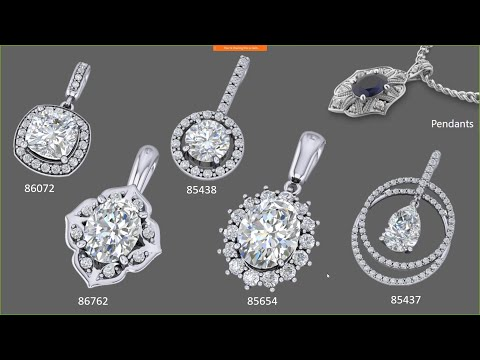 How to personalized necklaces in CounterSketch - Custom Jewelry Design Webinar from YouTube · Duration:  44 minutes 59 seconds
